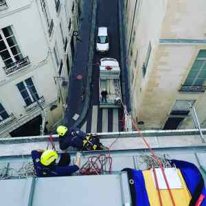 Toit Paris