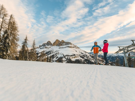 The snow whisperers of Carezza – a ski resort becomes climate-neutral