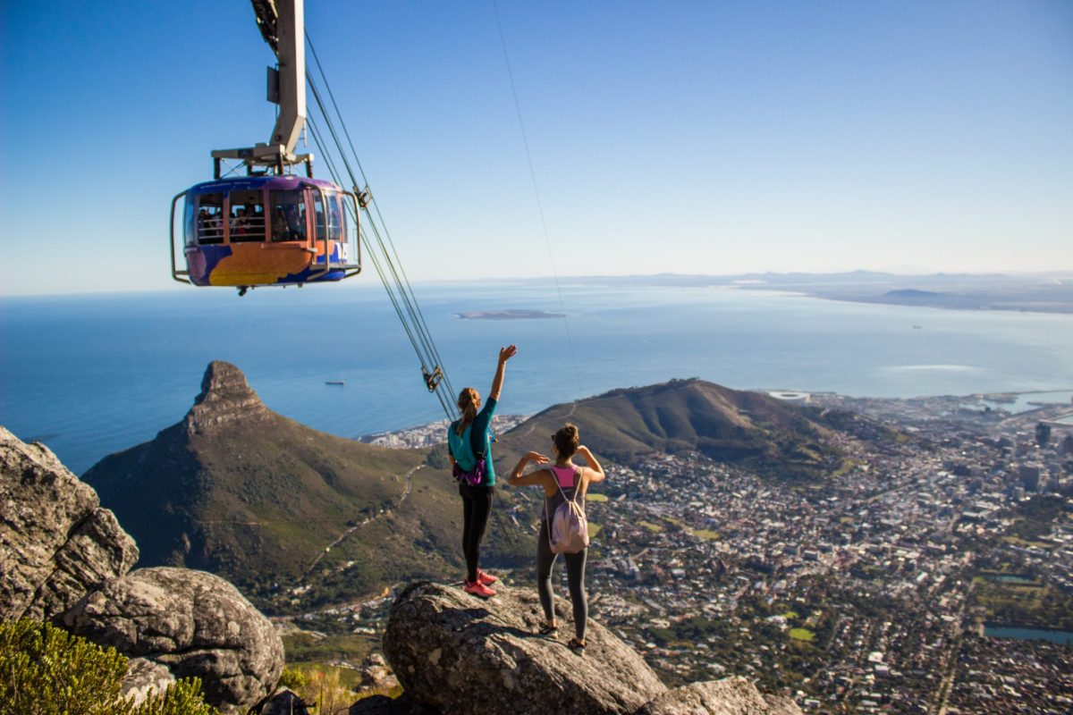 table mountain cable car booking