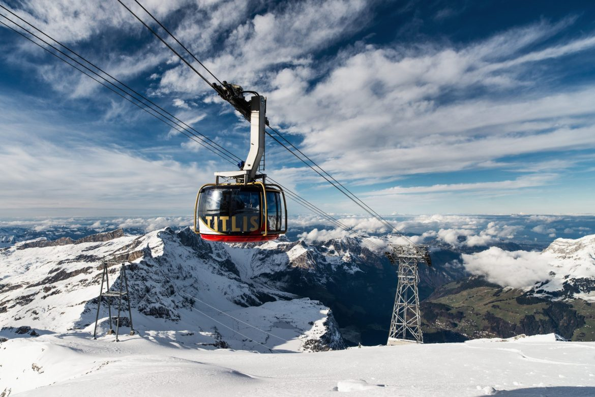 Titlis Rotair Mount Titlis cable car ticket booking online 2021