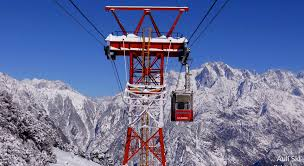 auli ropeway cable car online booking