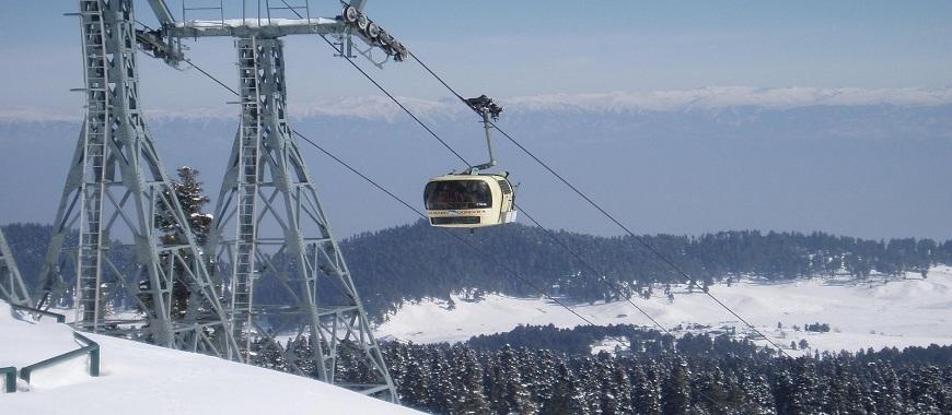 gulmarg gondola booking online