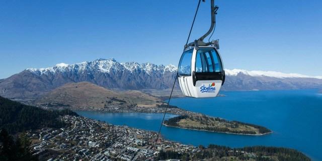 Skyline queenstown gondola