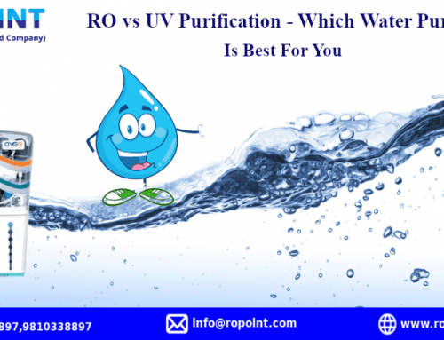 RO vs UV Purification – Which Water Purifier Is Best For You?