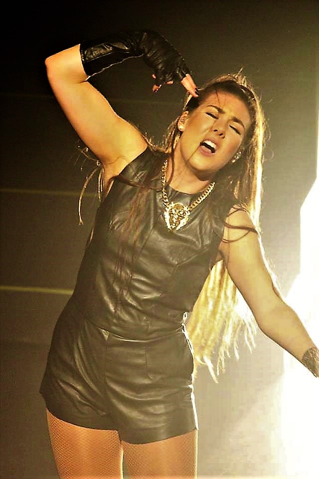 Elize Ryd on the new Amaranthe album Were heavier  Roppongi Rocks