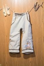 Easy elastic waist children's pants
