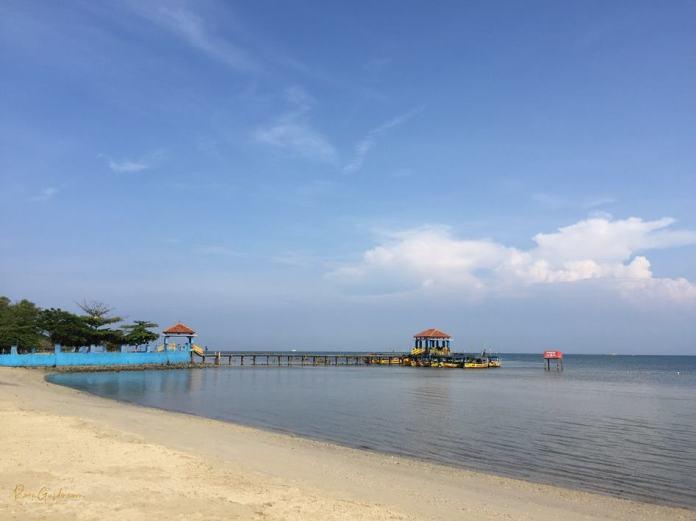 Pantai Bandengan Jepara, Magnet Biru Dari Utara Jawa ...