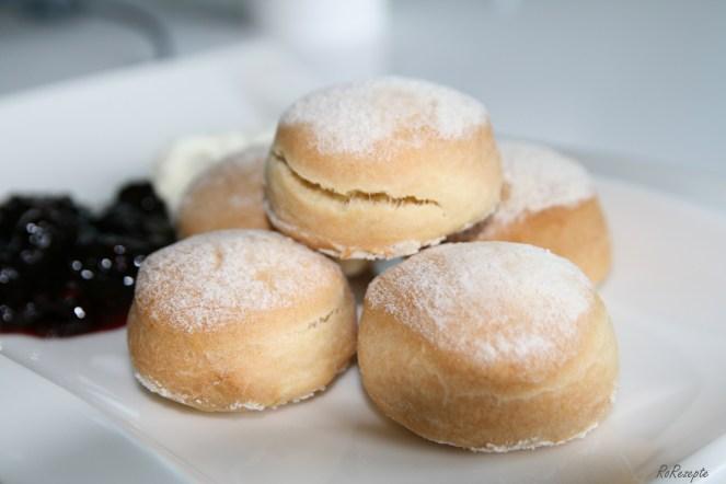 Die echten Butterscones aus Finolas Küche - Glückssternev
