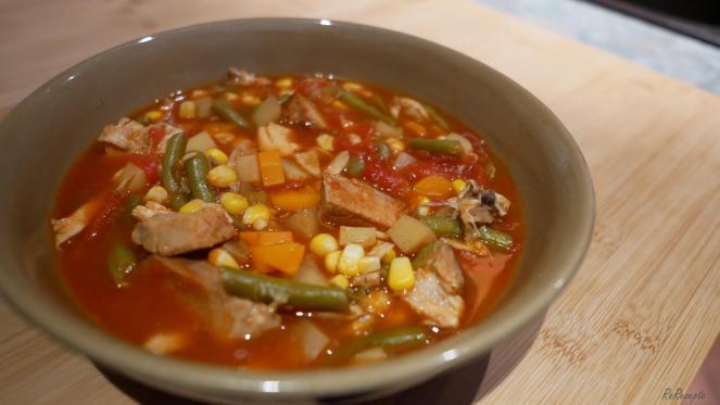 Brunswick Stew - Mit Liebe gewürzt