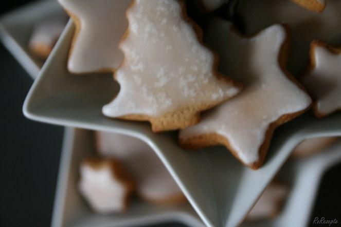 Einfache Lebkuchen - Das Weihnachtsdorf