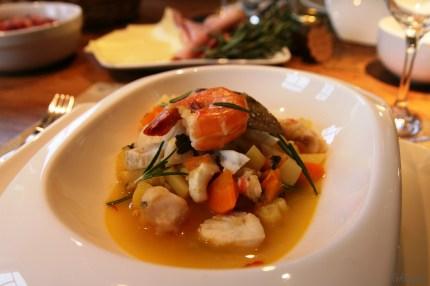 Cotriade bretonne - Bretonische Fischsuppe