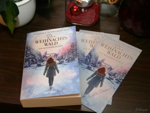 Der Weihnachtswald - Angelika Schwarzhuber