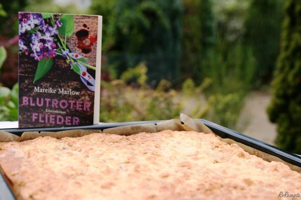 Butterkuchen - Blutroter Flieder