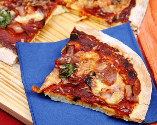 Scotts (Nicht-nur-Tunfisch-) Pizza - Taste of Love IV - Mit Sehnsucht verfeinert
