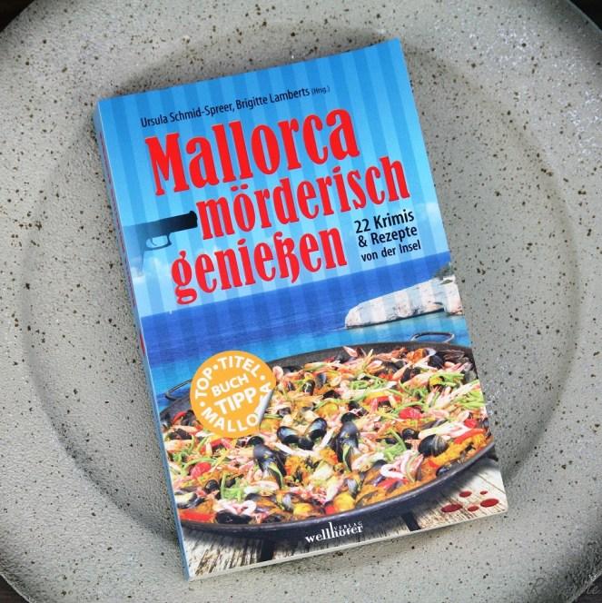 Mallorca mörderisch genießen - Ursula Schmid-Spreer, Brigitte Lamberts