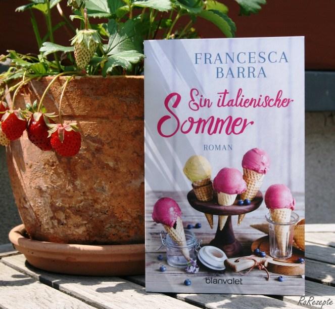 Ein italienischer Sommer - Francesca Barra