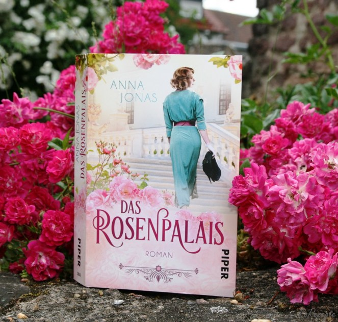 Das Rosenpalais - Anna Jonas