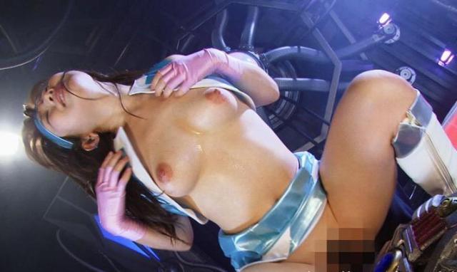 377 【凌辱】悲報…女戦士が敵に捕まり性拷問…敵大将に犯され精液をかけられてしまう…@sharevideos