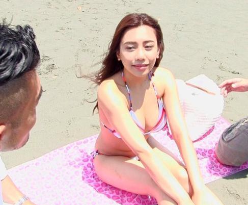 【ナンパ】『お姉さん遊びませんか?』ビーチで出会った可愛い美女をデカチンでハメまくる!!@tube8