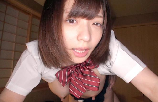 【麻里梨夏】「気持ちいいよぉ~♡」勃起乳首が超エロいS級美少女とのハメ撮りSEX!!@pornhub