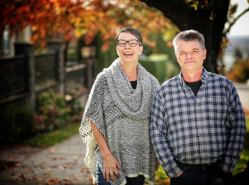 When Glenda Jansen first met Paul Thompson in Richmond, B.C., he had been living on the street for decades — and had no idea he suffered from prenatal exposure to alcohol. - Leah Hennel for Postmedia
