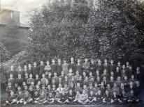 1926 Farranferris School AF 2nd row to right of teacher