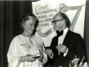 1989 Anne and Aloys Fleischmann at 35th Choral Festival