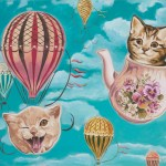 The Balloon Cats