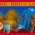 Cyborg - Robots and Aliens