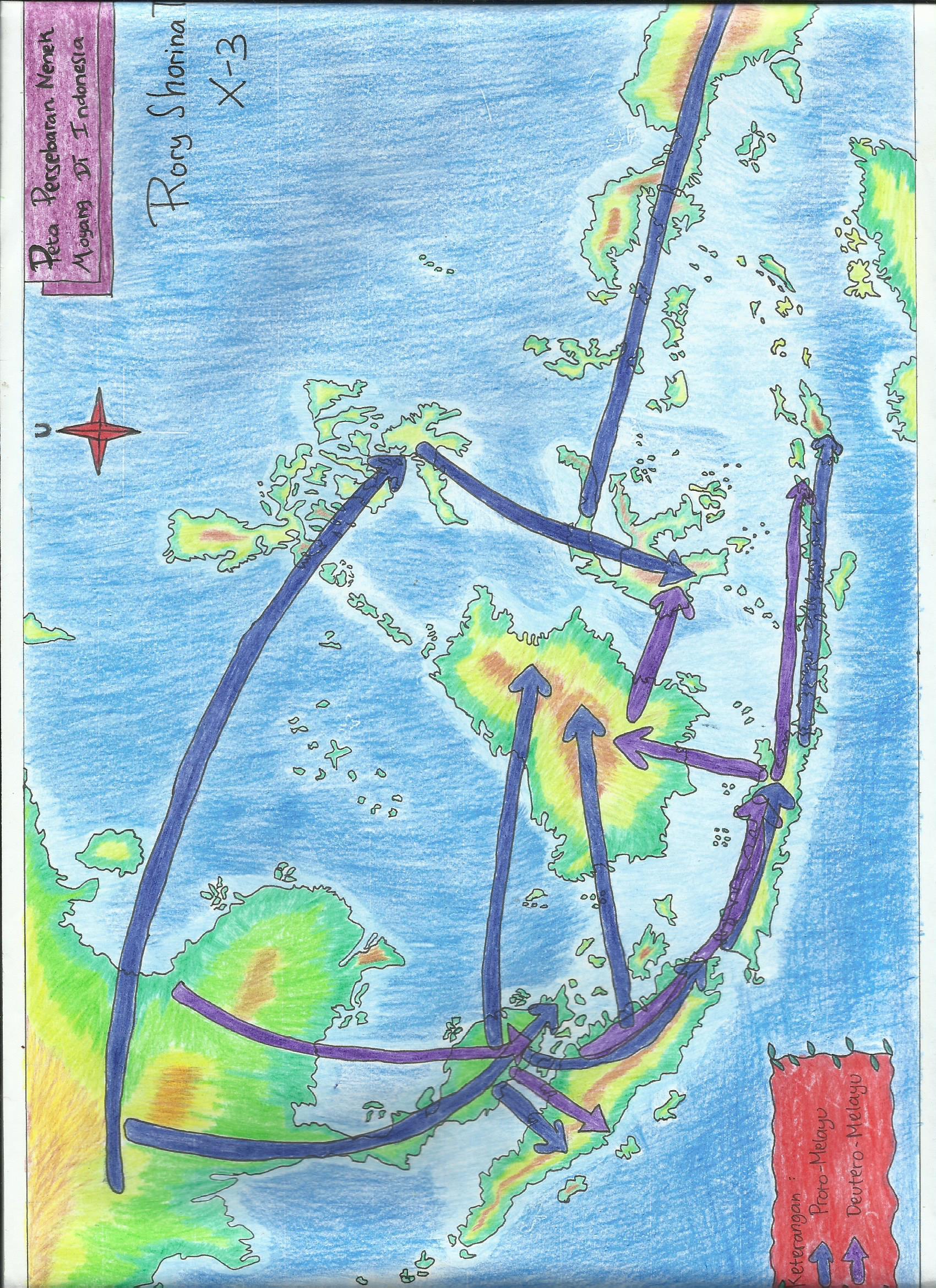 Peta Persebaran Nenek Moyang Bangsa Indonesia : persebaran, nenek, moyang, bangsa, indonesia, PERSEBARAN, NENEK, MOYANG, INDONESIA, Rorystl15