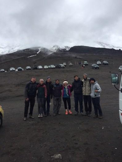 Cotopaxi Volcano Ecuador