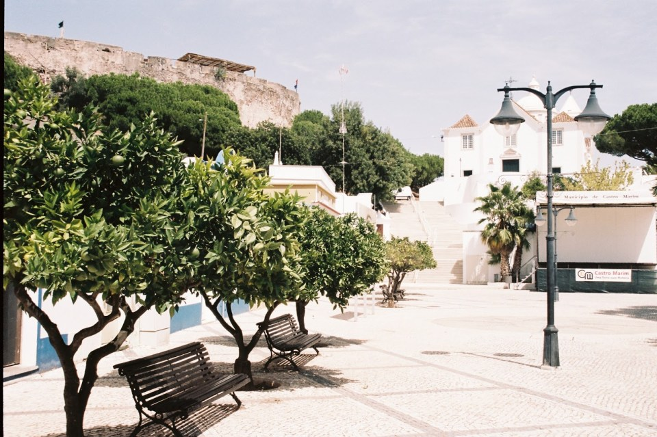 Algarve Castro Marim