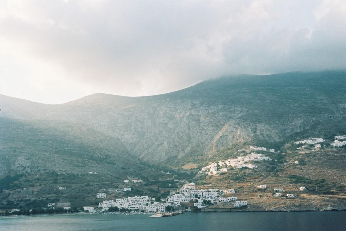Amorgos, un voyage dans les Cyclades