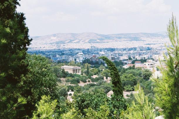Athènes, un voyage dans les Cyclades