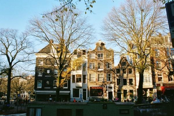 Un week-end d'anniversaire à Amsterdam