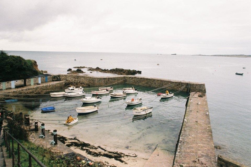 Gourmandie cap de la hague port racine normandie