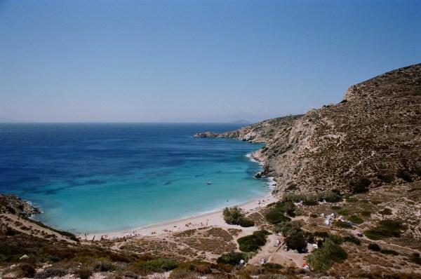 Petites Cyclades et robinsonnades grecques