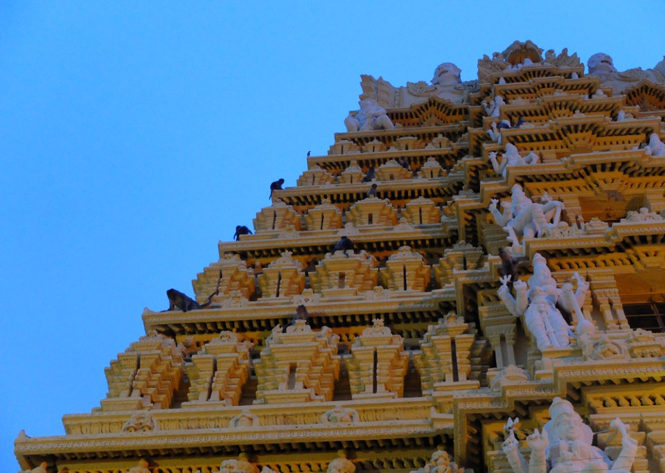 Mysore temple 4
