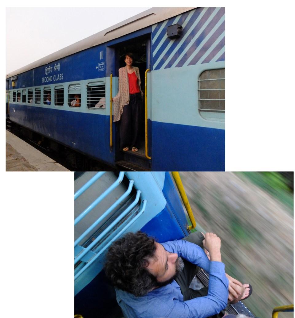 Train montage