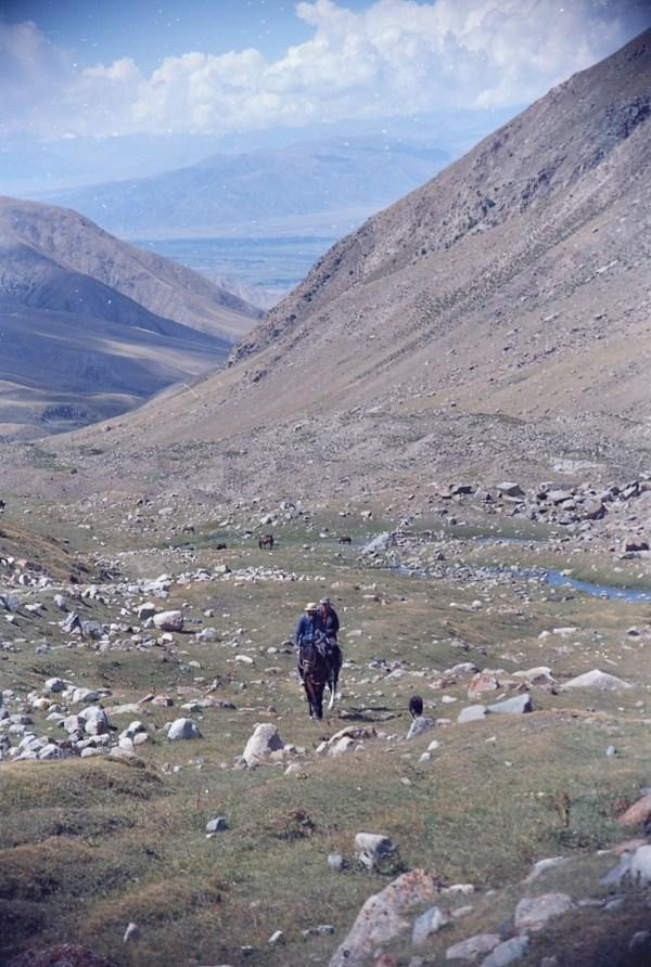 Kirghizistan argentique-2