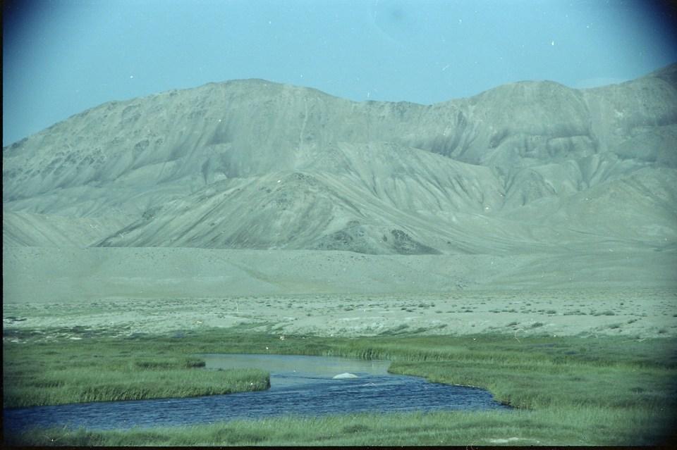 Tadjikistan argentique-24