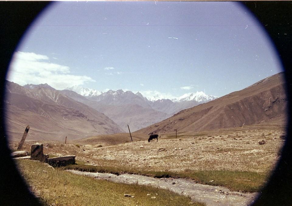 Tadjikistan argentique-29