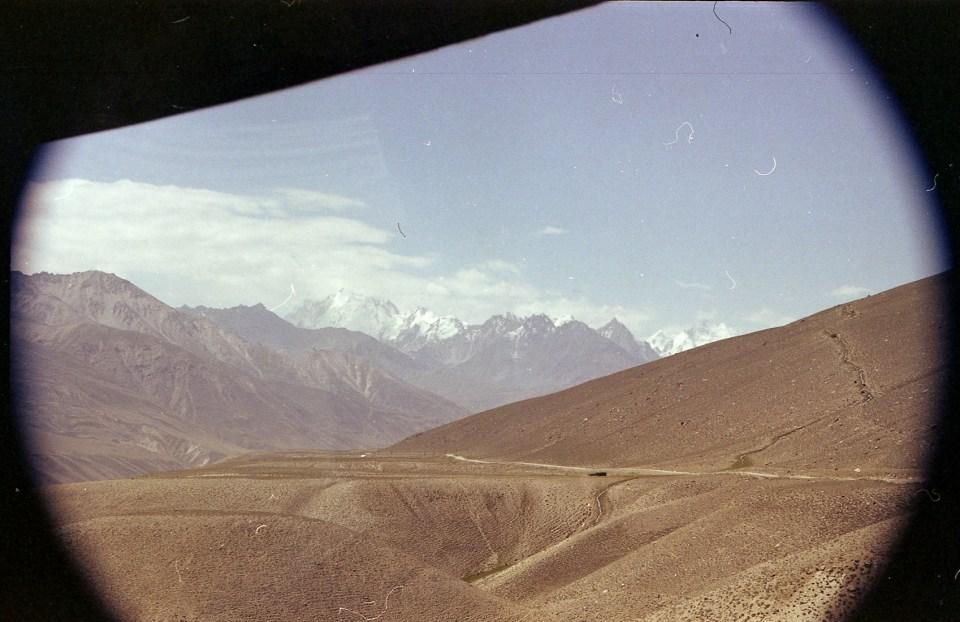 Tadjikistan argentique-30