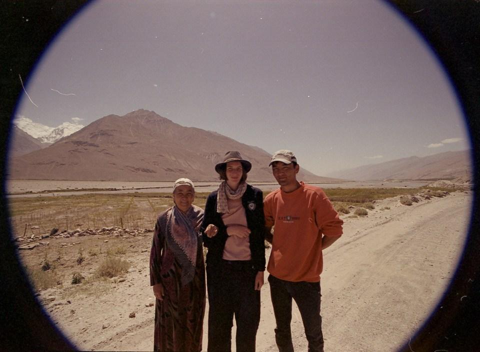 Tadjikistan argentique-8