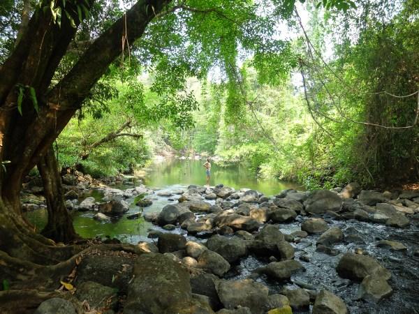 Bécane et Pétrolette #5 : «on dirait le sud» (du Laos)
