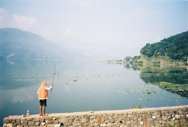 Le Népal en argentique à quatre yeux