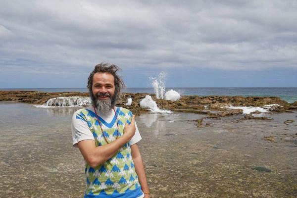 Atterrissage au Royaume de Tonga : Tongatapu
