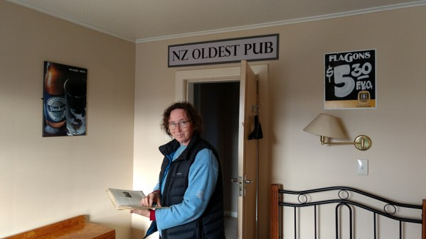 new zealand oldest pub