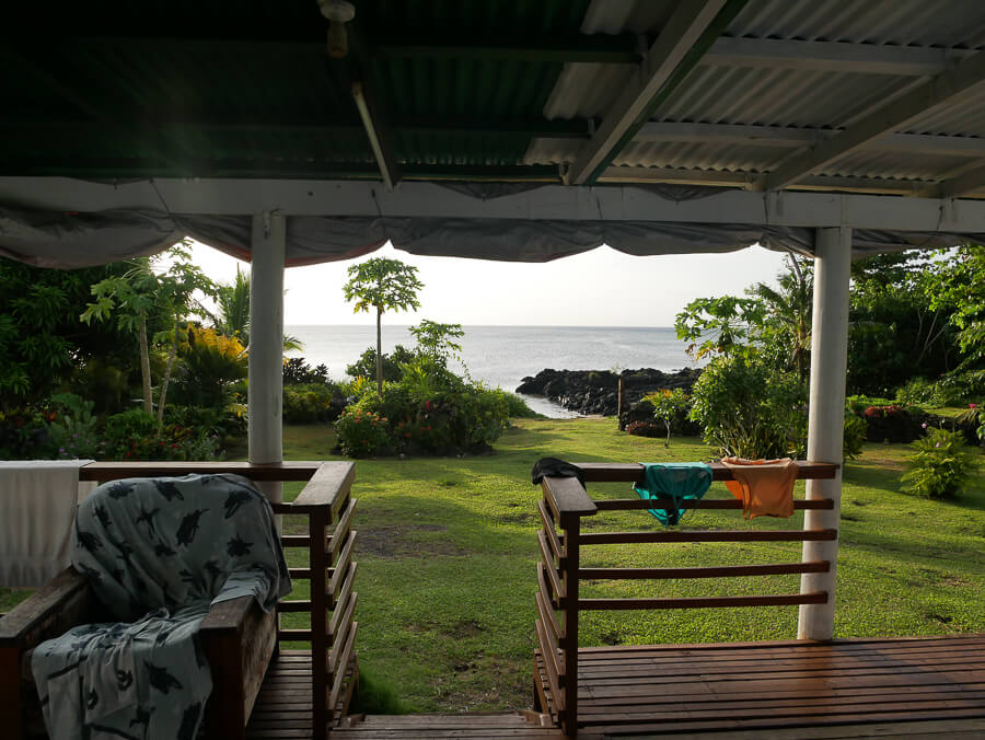 vuna point lodge