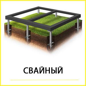 фундамент для дома, свайный фундамент, свайно винтовой фундамент в Туле и Тульской области под ключ